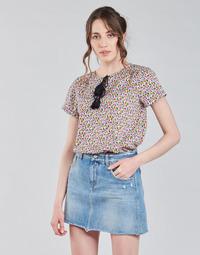 textil Mujer Tops / Blusas Deeluxe MERRY Multicolor