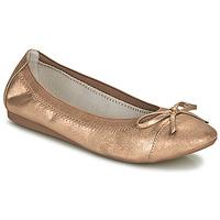 Zapatos Mujer Bailarinas-manoletinas Moony Mood ELALA Bronce
