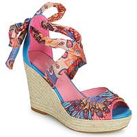 Zapatos Mujer Sandalias Moony Mood EFIRNIL Rosa
