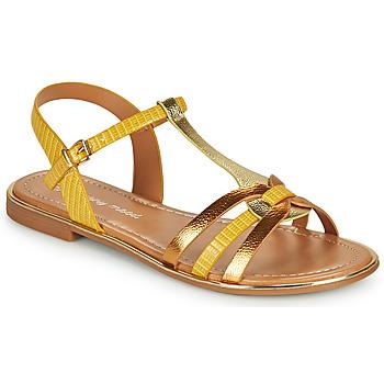 Zapatos Mujer Sandalias Moony Mood OSOM Amarillo