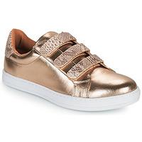 Zapatos Mujer Zapatillas bajas Moony Mood OCHIC Dorado
