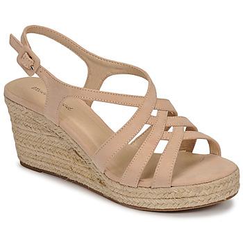 Zapatos Mujer Sandalias Moony Mood ONICE Nude