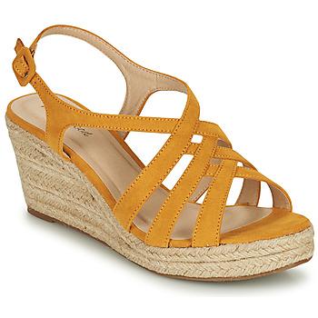 Zapatos Mujer Sandalias Moony Mood ONICE Amarillo
