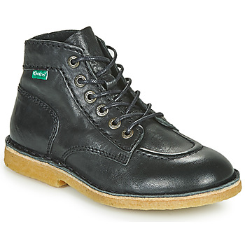 Zapatos Niño Botas de caña baja Kickers KICK LEGEND Negro