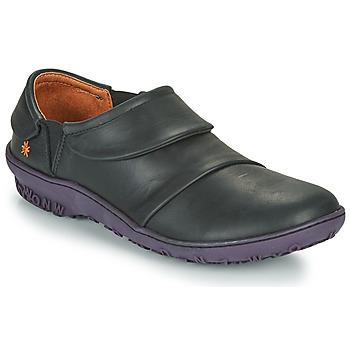 Zapatos Mujer Botas de caña baja Art ANTIBES Negro