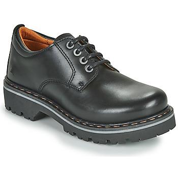 Zapatos Mujer Botas de caña baja Art MARINA Negro