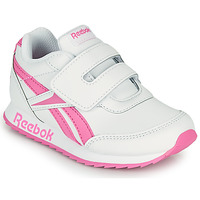 Zapatos Niña Zapatillas bajas Reebok Classic REEBOK ROYAL CLJOG 2 KC Blanco / Rosa
