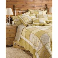Casa Ropa de cama Riva Home 265 x 265 cm RV481 Amarillo