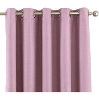 Casa Cortinas, persianas Riva Home Taille 1: 117 x 137cm RV1083 Malva