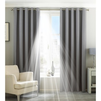 Casa Cortinas, persianas Riva Home Taille 3: 168 x 137cm RV1083 Plata