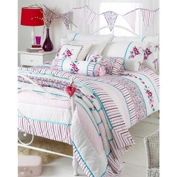 Casa Ropa de cama Riva Home 240 x 260 cm RV142 Rosa