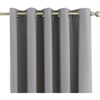 Casa Cortinas, persianas Riva Home Taille 7: 229 x 183cm RV1083 Plata