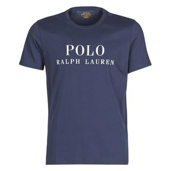 textil Hombre Camisetas manga corta Polo Ralph Lauren SS CREW Marino