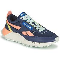 Zapatos Mujer Zapatillas bajas Reebok Classic CL LEGACY Azul / Beige