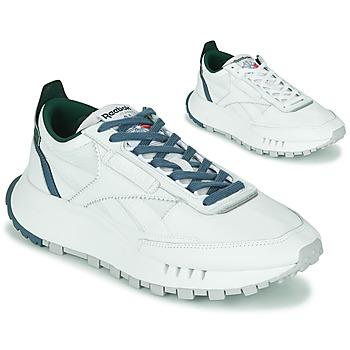 Zapatos Zapatillas bajas Reebok Classic CL LEGACY Blanco / Verde