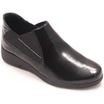 Zapatos Mujer Botas de caña baja 24 Hrs 24730 Negro