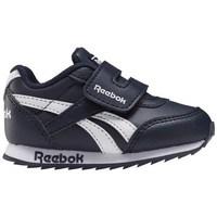 Zapatos Niños Zapatillas bajas Reebok Sport Royal CL Jogger Azul marino