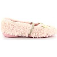 Zapatos Niña Pantuflas Victoria DULCE MOTIVO PRINCESAS 1058107 rosa rose