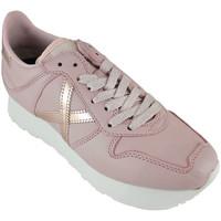 Zapatos Mujer Zapatillas bajas Munich massana sky 8810104 Rosa