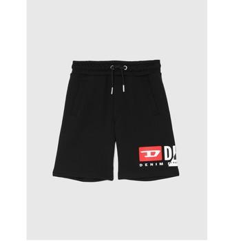 textil Niño Shorts / Bermudas Diesel PSHORTCUTY Negro