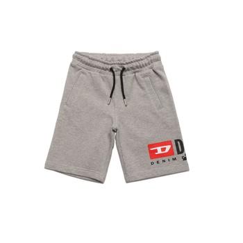 textil Niño Shorts / Bermudas Diesel PSHORTCUTY Gris