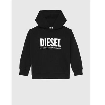 textil Niños Sudaderas Diesel SDIVISION LOGO Negro