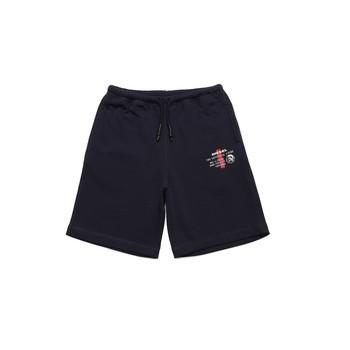 textil Niño Shorts / Bermudas Diesel PEDDY Azul