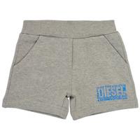textil Niño Shorts / Bermudas Diesel POSTYB Gris