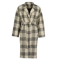 textil Mujer Abrigos Betty London NIOULOOK Negro / Beige