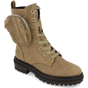 Zapatos Mujer Botines Buonarotti 1CE-0490 Verde