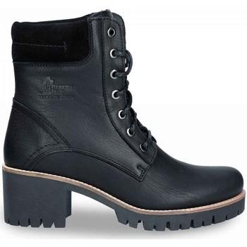 Zapatos Mujer Botas de caña baja Panama Jack PHOEBE B31 NEGRO NEGRO