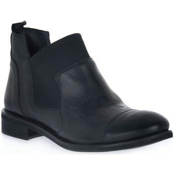 Zapatos Mujer Botas de caña baja Priv Lab NERO RAG Nero