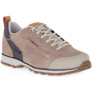 Zapatos Mujer Senderismo Tecnica TREZETA ZETA W'S WP BEIGE Beige