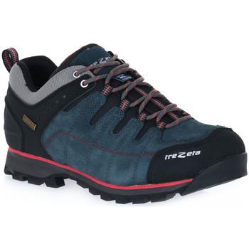 Zapatos Hombre Senderismo Trezeta HURRICANE EVO LOW Blu