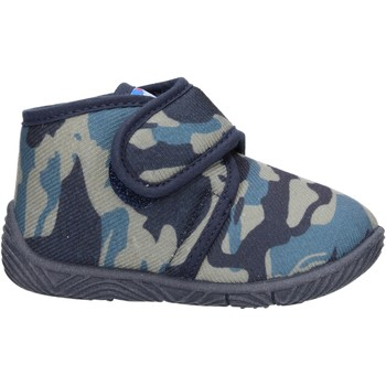 Zapatos Niño Pantuflas Chicco - Taxo blu 01064761-860 BLU