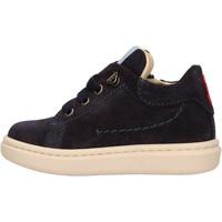 Zapatos Niño Zapatillas bajas Balducci - Sneaker blu MSPO3404 BLU