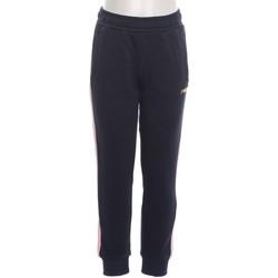 textil Niño Pantalones de chándal Fila - Pantalone blu 688036-A764 BLU