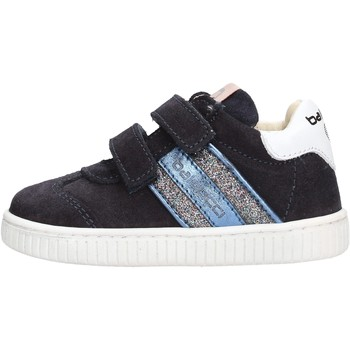 Zapatos Niño Zapatillas bajas Balducci - Sneaker blu MSPO3506 BLU