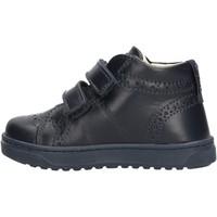 Zapatos Niño Zapatillas altas Balducci - Polacchino blu CSP4100 BLU