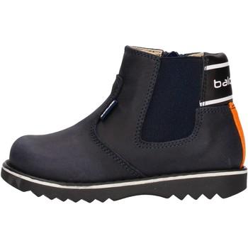 Zapatos Niño Botas de caña baja Balducci - Beatles blu MATR2004 BLU