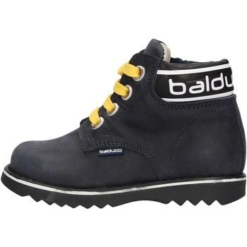 Zapatos Niño Botas de caña baja Balducci - Polacchino blu MATR2003 BLU