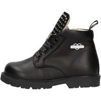 Zapatos Niño Botas de caña baja Balducci - Polacchino nero MATR2050 NERO