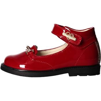Zapatos Niña Deportivas Moda Balducci - Ballerina rosso CITA 4200 ROSSO