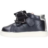 Zapatos Niña Zapatillas altas Balducci - Polacchino blu CITA 4101 BLU