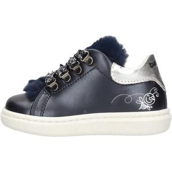 Zapatos Niño Zapatillas bajas Balducci - Sneaker blu MSPO3408 BLU