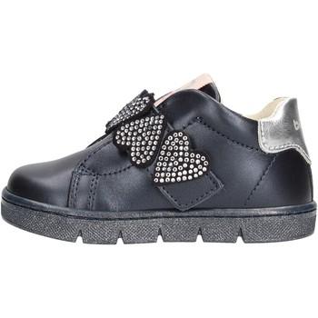 Zapatos Niño Zapatillas bajas Balducci - Polacchino blu CITA 4005 BLU