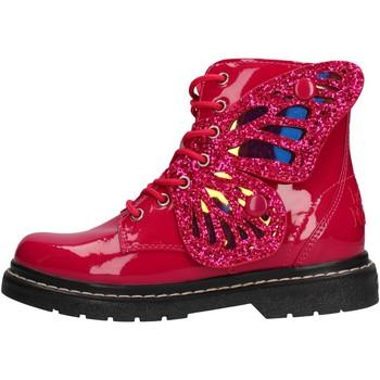 Zapatos Niña Botines Lelli Kelly - Fior di fata fuxia LK 6540 FUXIA