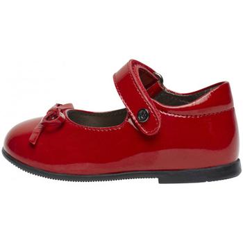 Zapatos Niña Deportivas Moda Naturino - Ballerina rosso BALLET-0H05 ROSSO