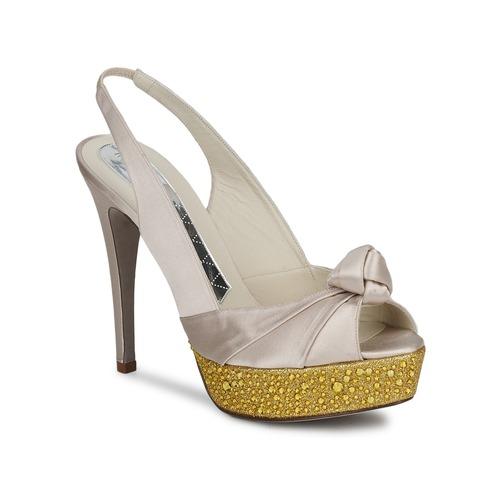 Los zapatos más populares para hombres y mujeres Zapatos especiales Magrit IMPERIALI Blanco / Dorado