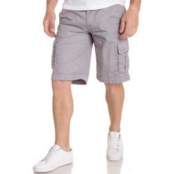 textil Hombre Shorts / Bermudas Teddy Smith  Gris
